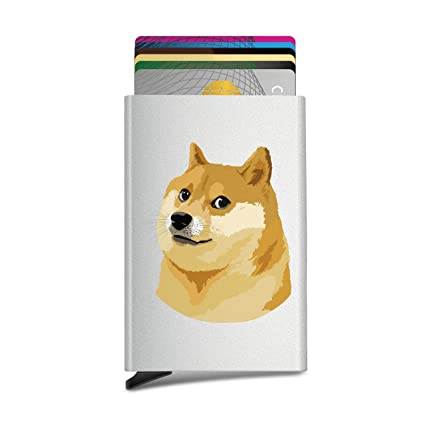 Amazon com : Funny Doge Face 3 7x2 5x0 3 Inch Automatic pop-up Metal