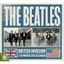 The Beatles 2010 Wall Calendar