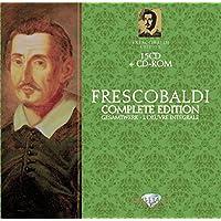 Frescobaldi Complete Edition 15 CD+CD Rom