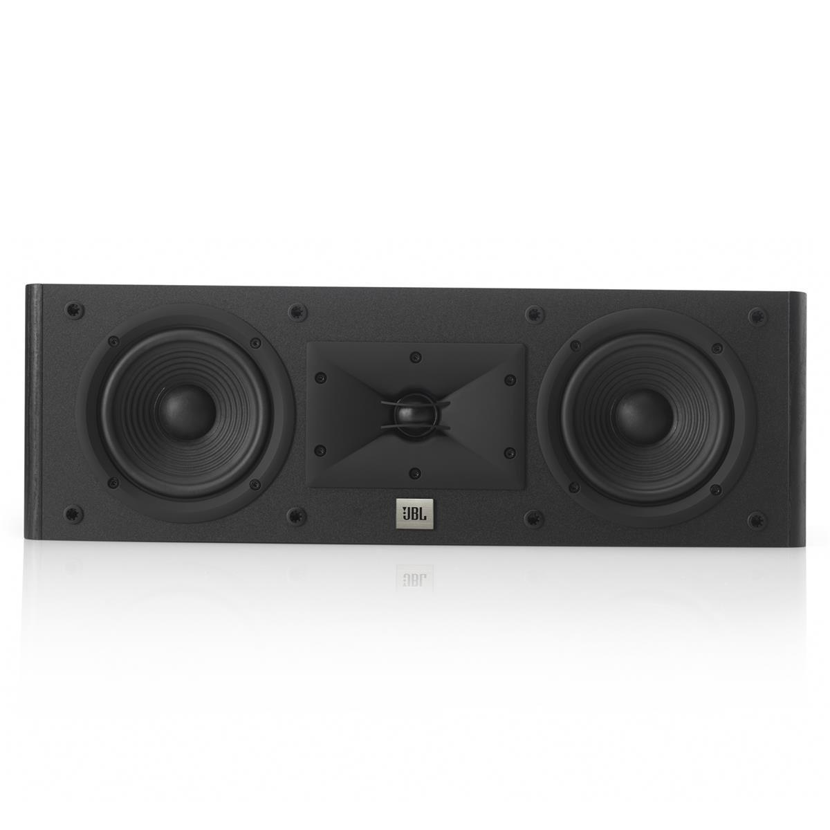 JBL Arena 125C 2-Way, Dual 5.5-Inch Center Channel Loudspeaker (Black)