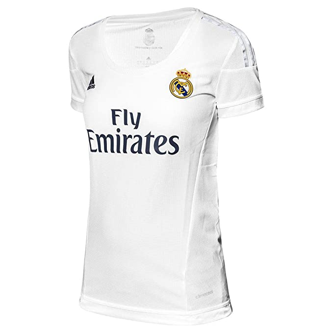 223c838916b91 adidas Real Madrid CF Home Womens Jersey-White
