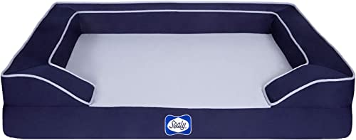 Sealy-Lux-Quad-Layer-Orthopedic-Dog-Bed-with-Cooling-Gel