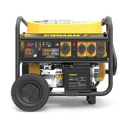 Amazon.com: Firman P08004 - Generador de arranque remoto de ...