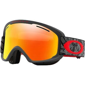 Oakley Gafas de Esqui O2 XM OO 7066 CAMO VINE NIGHT/FIRE ...