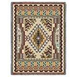 Pure Country Inc. Painted Hills Sand Tapestry Throw