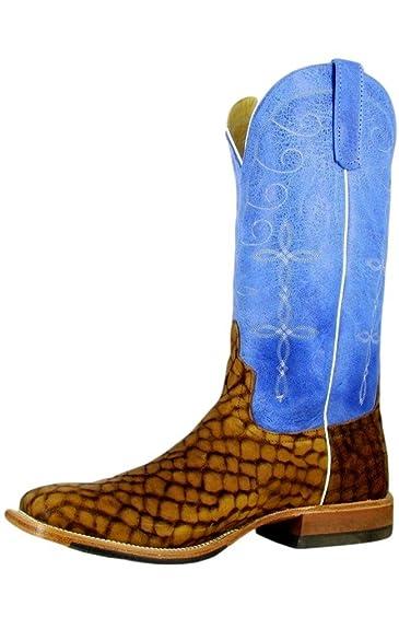 90a8de68610 Amazon.com | Anderson Bean Western Boots Mens Cowboy Square Toe 11 D ...