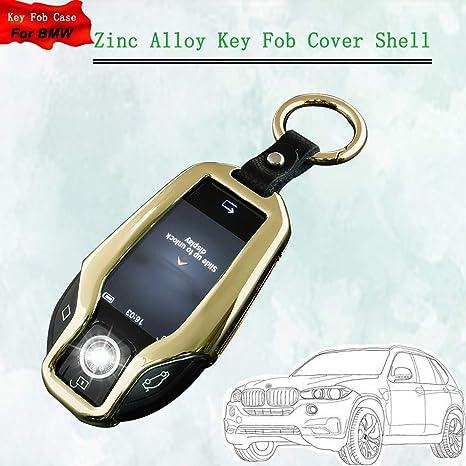 Amazon Com Remote Smart Key Fob Case For Bmw 5 Series 528li 530li