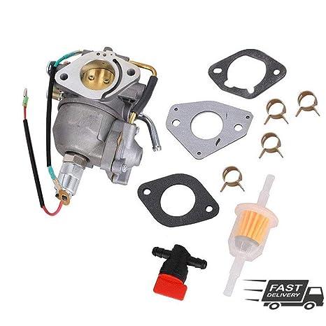 Carburetor for Kohler CV25 CV25S CV724 CV715 25 HP Engine Motor Lawnmower  Carb