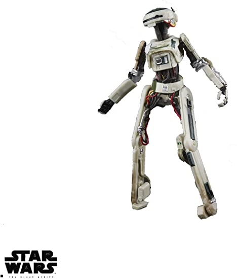 A Star Wars Story SOLO Droid L3-37 3.75 Inch Action Figure Force Link 2.0 NEW
