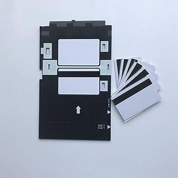 Inyección de tinta PVC tarjeta de identificación - Kit de 10 ...