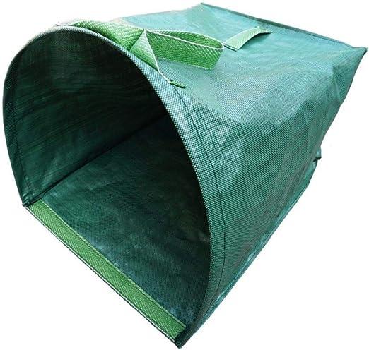 Ruier-hui Bolsas Grandes para desechos de jardín, Bolsas de jardinería Resistentes de 53 galones para el recogedor de Basura de Uso Pesado para Recoger el césped Hojas de la Piscina: Amazon.es: Hogar