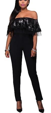 nouveau concept qualité de la marque vaste gamme de Beautisun Combinaison Combinaison Long Pantalon Bandeau ...