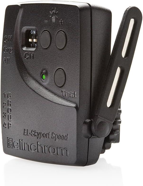 Elinchrom EL-Skyport Transmitter Speed Nero trasmettitore dato