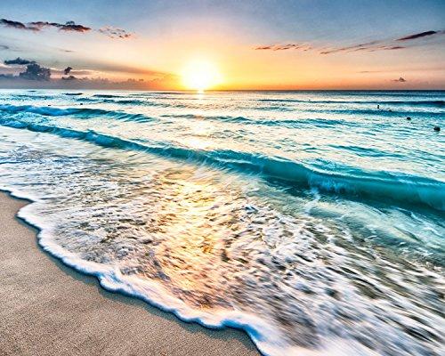 Sunset/Sunrise 8 x 10/8x10 Glossy Photo Picture IMAGE ()