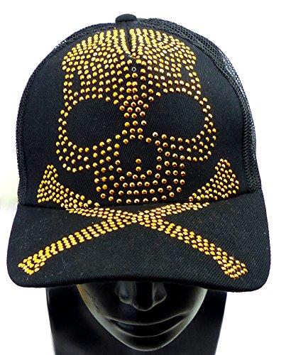 Talla Gorra Evil negro negro hombre para de béisbol Wear única PwqHOTw