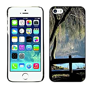 Hot Style Cell Phone PC Hard Case Cover // M00309577 Origlio Lake Nature Switzerland // Apple iPhone 5 5S 5G
