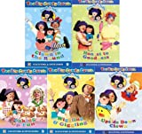 The Big Comfy Couch (5 Pack) Clown in the Round / Cooking Up Fun / Honest to Goodness / Upside Down Clown - Vol.5 / Wiggling and Giggling, Vol. 4