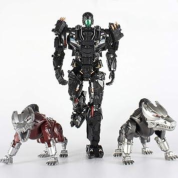 VISUAL Transformer Robot VT01 Lockdown KO Version Alloy with