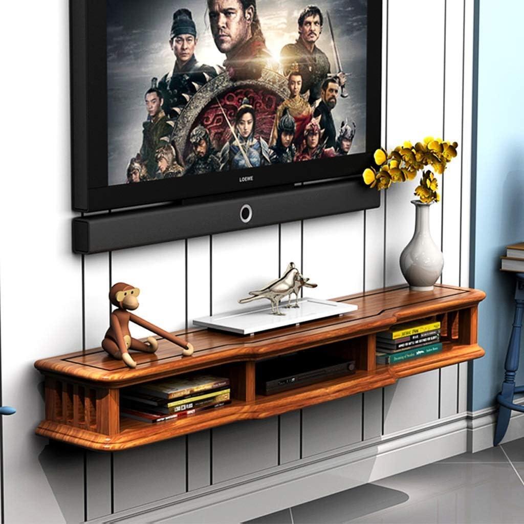 TV Rack Mueble de Televisión Montado en la Pared Consola de TV Estante de Pared Flotante, c, 80 cm: Amazon.es: Deportes y aire libre