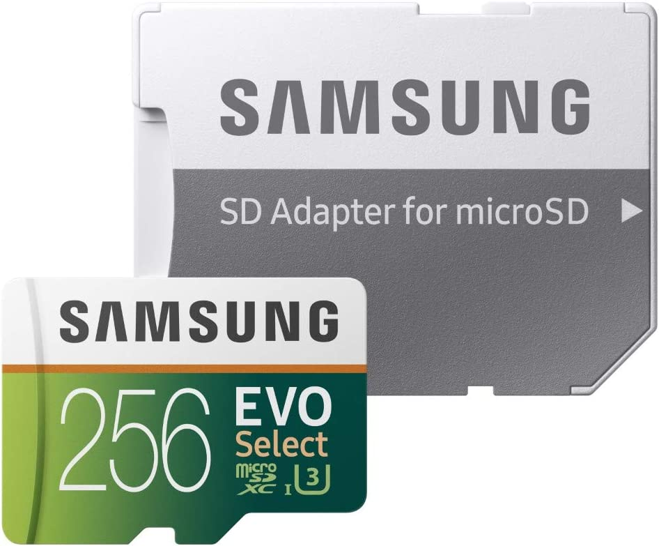 Samsung Evo Select Microsdxc 256 Gb Memory Card Up To Computers Accessories