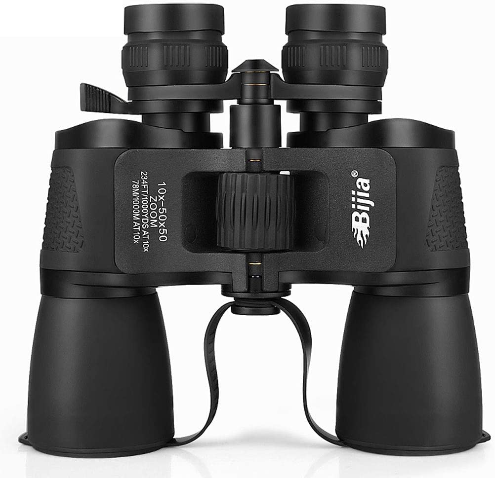 Cylficl 10-50 High Power Telescope HD Zoom Non-Infrared Night Vision Telescope