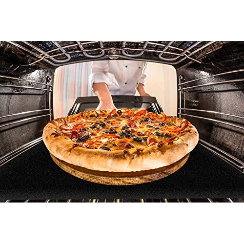 Chef Essential Extra Large Oven Liner, 17x25 Durable Non-Stick Teflon Material Sheet, 2 Pack