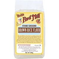 Bob's Red Mill Bob`s Red Mill Wholegrain Brown Rice Flour 680g, 680 g