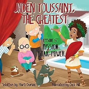 Jaden Toussaint, the Greatest Audiobook