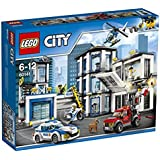 LEGO - 60141 - City - Jeu de construction  - Le Commissariat de Police