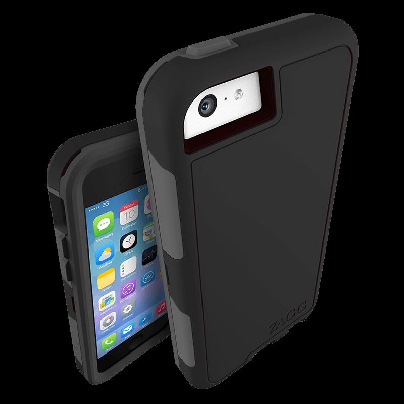Amazon.com: InvisibleShield Arsenal Case for iPhone 5C