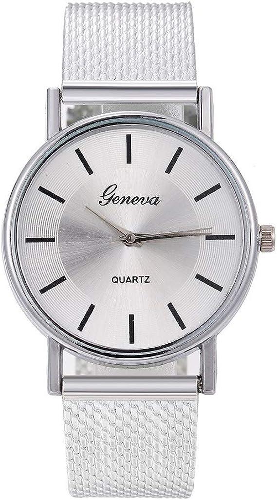 Coconano Reloj De Mujer Exquisito De Gama Alta De Malla Reloj De ...