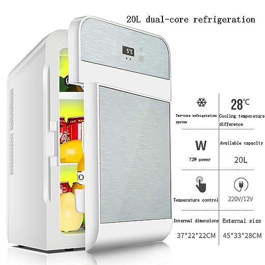 Xyanzi Frigoríficos mini Mini Refrigerador, Refrigerador De 20L ...