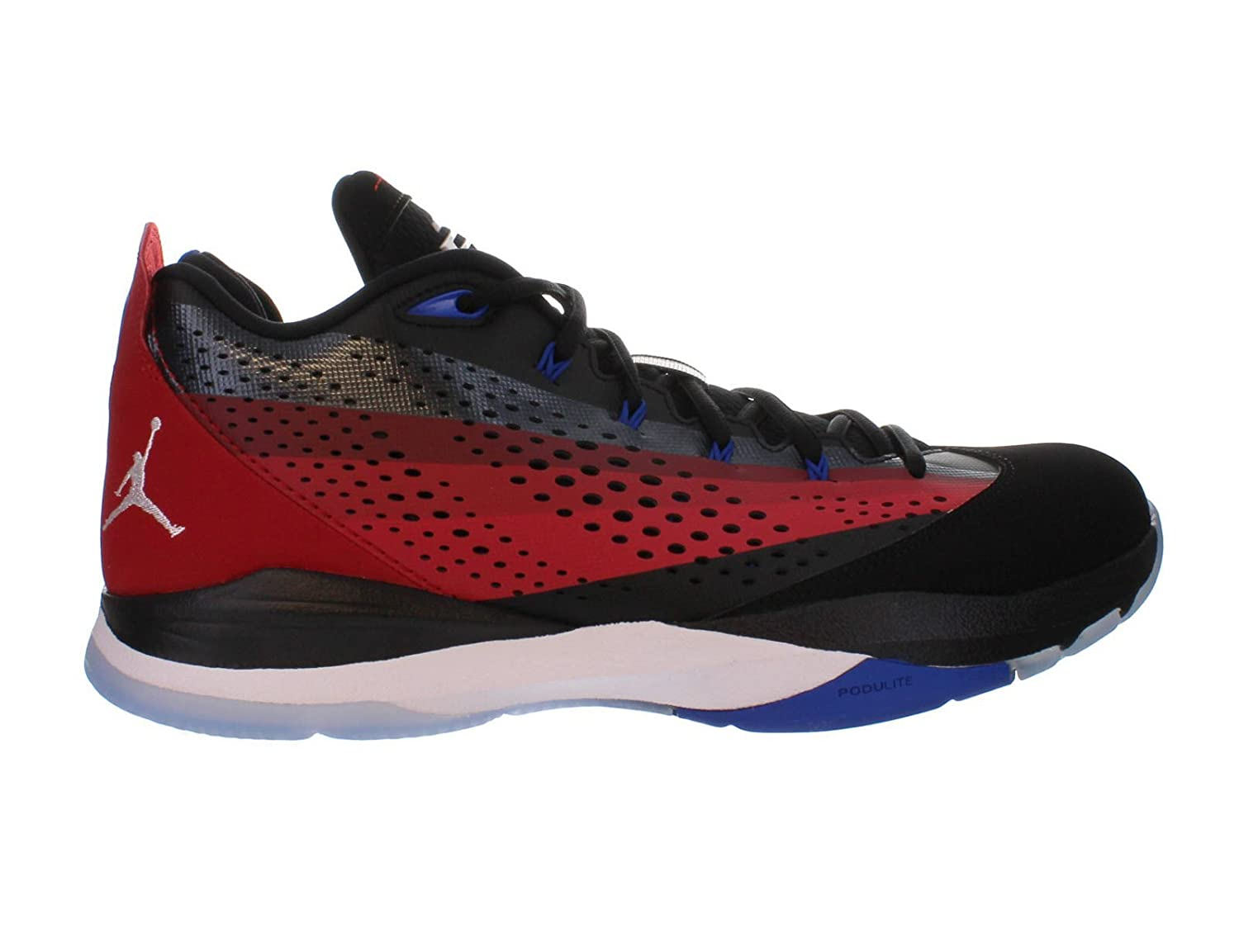 wholesale dealer 20288 c1b81 Air Jordan CP3.VII Black - White - Team Red - Gym Red Mens 12