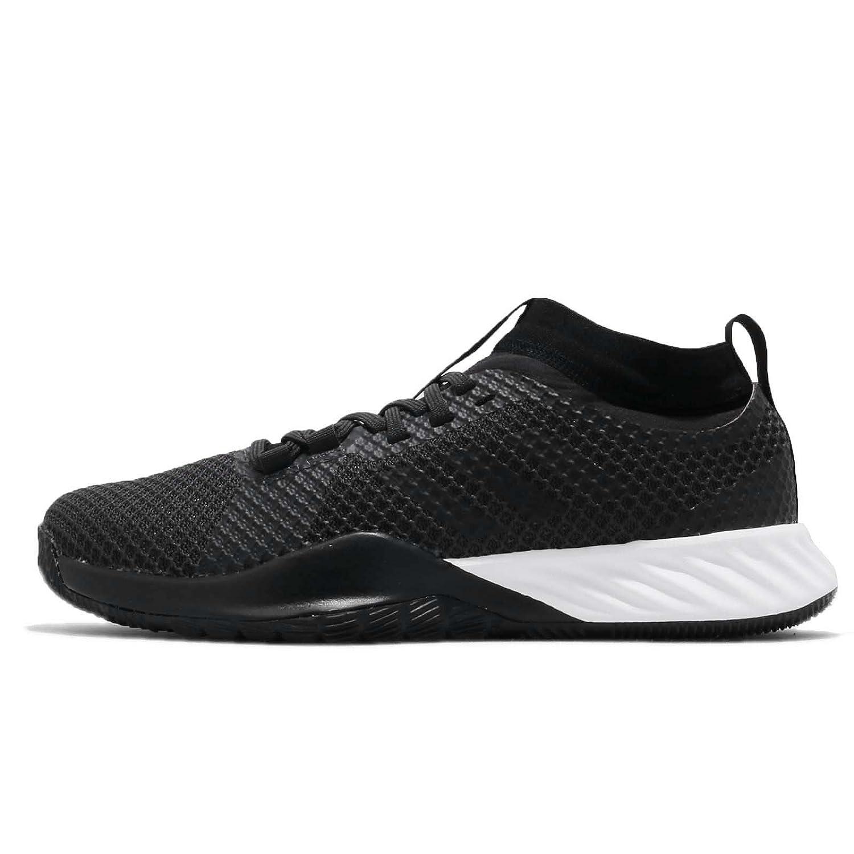 (アディダス) クレージートレーン プロ 3.0 M メンズ クロストレーニング シューズ adidas CrazyTrain Pro 3.0 M CG3472 [並行輸入品] B07C7H48CY 26.0 cm|ブラック/ホワイト ブラック/ホワイト 26.0 cm