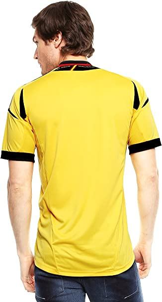 Camiseta Portero España -2012- 1ª equipación: Amazon.es: Deportes y aire libre