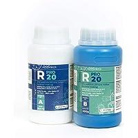 R PRO 20 - Siliconen vloeibaar, siliconen rubber dupliceersiliconen, Afvormmassa, and siliconenrubber 1:1 (1 Kg)