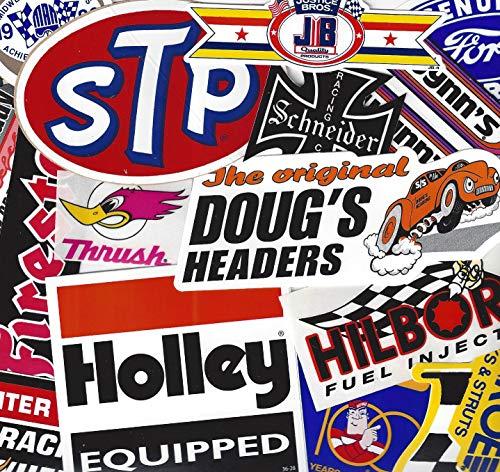 Grab Bag of 11 Nostalgia / Vintage Style Racing -
