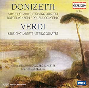 Donizetti G.: Concerto for VI