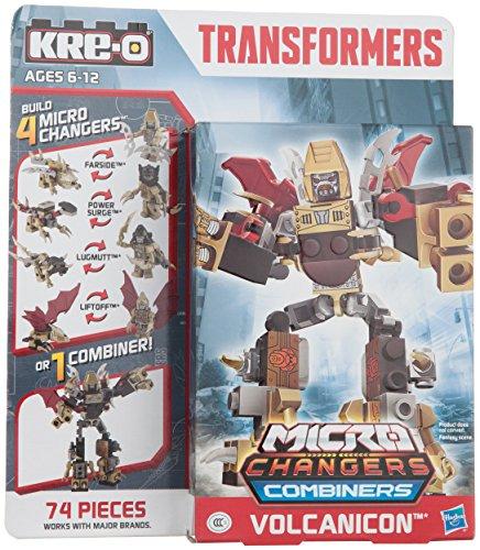KRE-O Transformers Movie Leocon - Combiners Kreo Transformers
