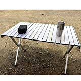 Tuff Stuff Folding Aluminum Camping Table