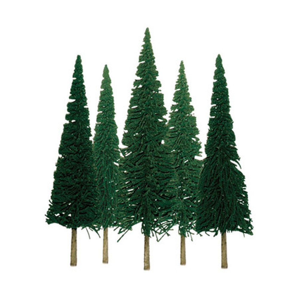 JTT Scenery Products Super Scenic Scenic Scenic Tree, Pine 6-10
