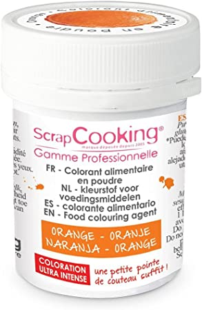 Colorante alimentario - Naranja