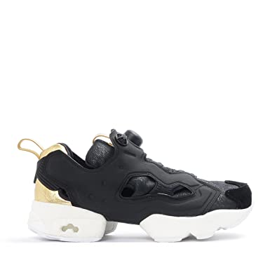 805abfb0511 Reebok Instapump Fury Trainer PM - v62778 Black Size  3.5  Amazon.co ...
