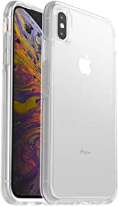 OtterBox SYMMETRY CLEAR SERIES Case for iPhone Xs Max - Retail Packaging - CLEAR