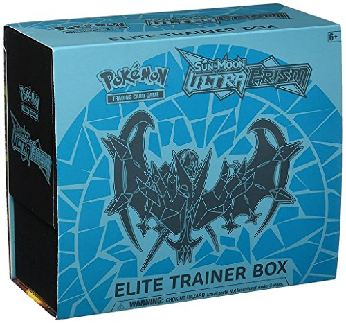 Pokemon Tcg  Sun And Moon Ultra Prism Necrozma Elite Trainer Box Dawn Wings