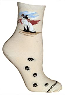 product image for Wheel House Designs Siamese Cat Womens Argyle Socks (Shoe size 6-8.5)