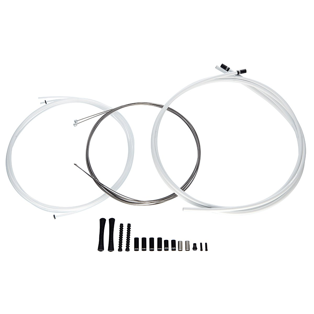 SRAM Slickwire Pro Shift Cable Kit, White, 4mm by SRAM