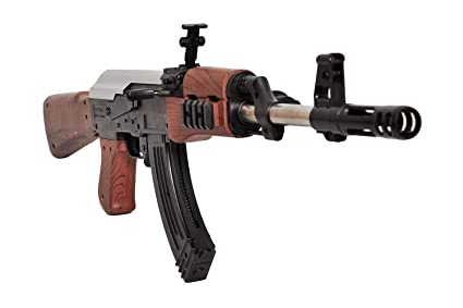 SUPER TOY Assault Rifle Ak 47 Bb Toy Gun with Extra 52 Normal Bullets  (24-inch)