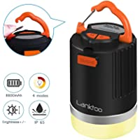 Siivton Rechargeable LED 8800mAh Camping Lantern Power Bank