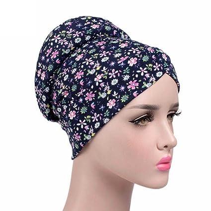 ff2e2a607e4 Amazon.com   HiGOGO Cancer Chemo Hat for Women